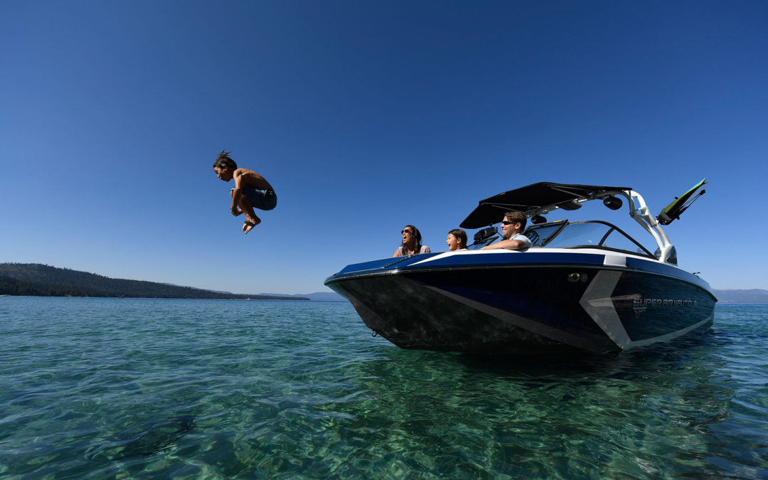 Lake Tahoe Boat Inspection Stations Open for 2019 Season