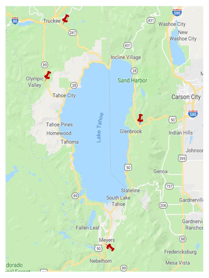 Lake Tahoe Boat Inspection Stations Open for 2019 Season